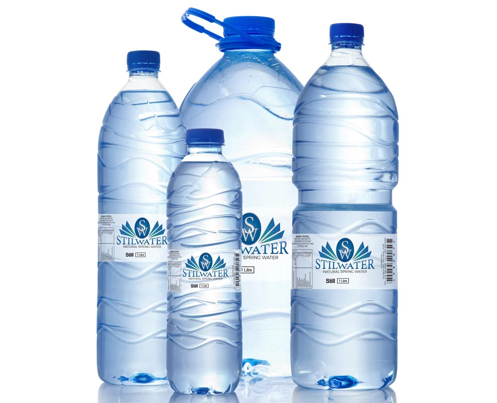 Stilwater - Natural Spring Water. Bottled Water. Best mineral water. Ultra pure water. Spring water delivery