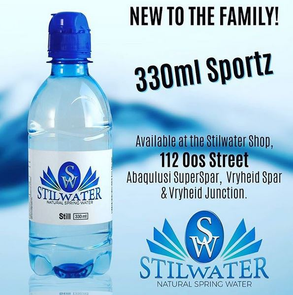 330ml Water Bottle - Stilwater