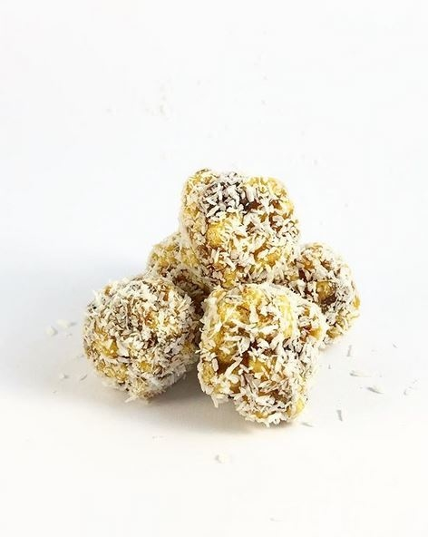 Rice crispies balls